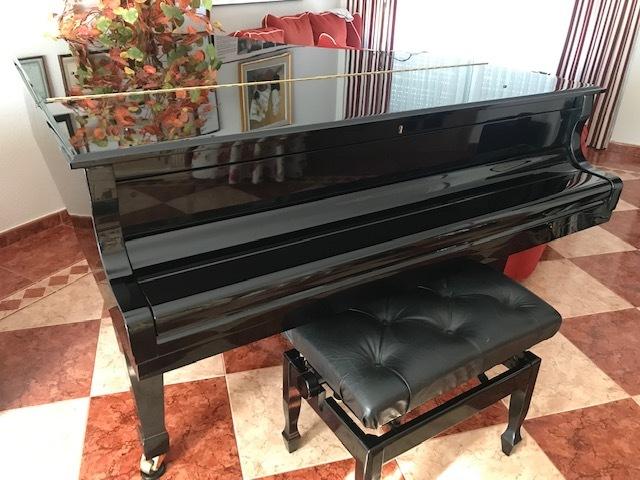 PIANO DE COLA KAWAI R-0 HECHO MANO 185 - foto 6