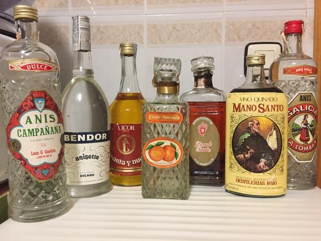 Lote Bebidas