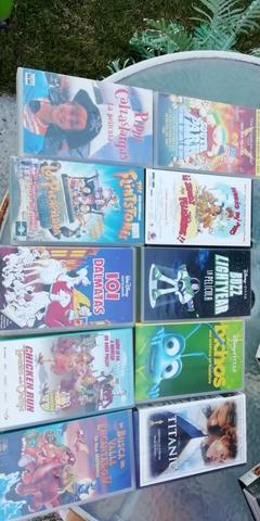 PELÍCULAS VHS ORIGINALES - foto 1