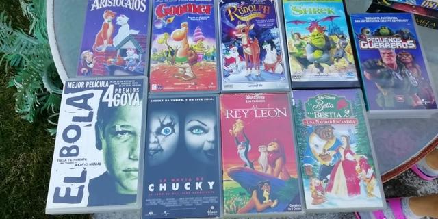 PELÍCULAS VHS ORIGINALES - foto 3