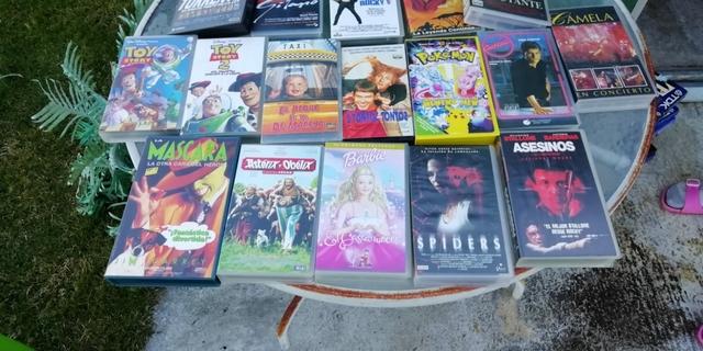 PELÍCULAS VHS ORIGINALES - foto 4