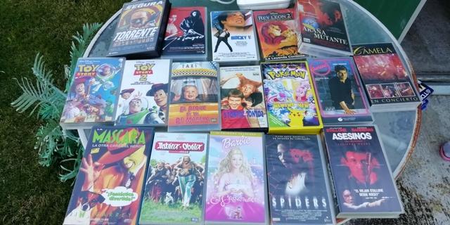 PELÍCULAS VHS ORIGINALES - foto 5