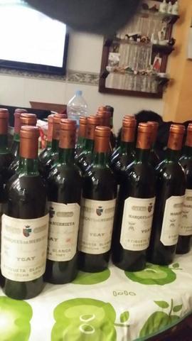 640296018Vinos De Rioja Y Licores Viejos