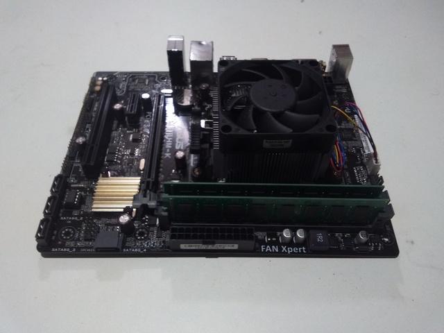 ASUS-A68HM-K - AMD + MICRO AMD A8-7650K - foto 6