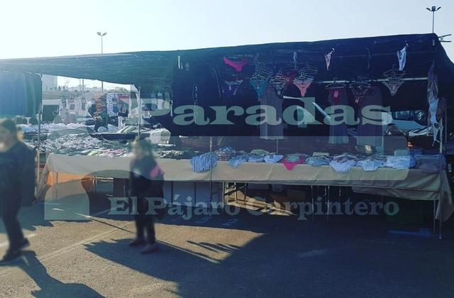 PARADAS DESMONTABLES PARA MERCADILLOS Y - foto 5