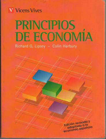LIBRO PRINCIPIOS DE ECONOMIA - foto 1