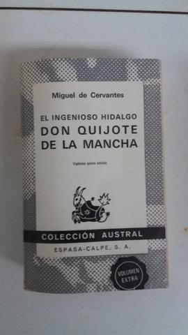 VENDO DON QUIJOTE DE LA MANCHA - foto 1
