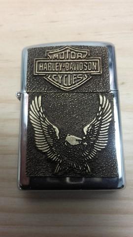 Mechero Harley Davidson
