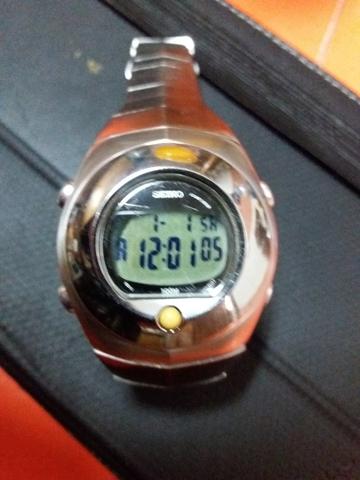 Reloj Seiko Olimpiadas Vintage