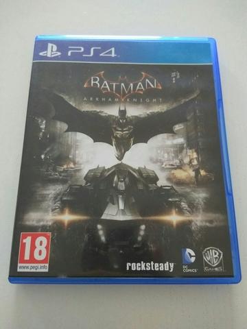 BATMAN ARKHAM KNIGHT PS4 segunda mano  Barcelona