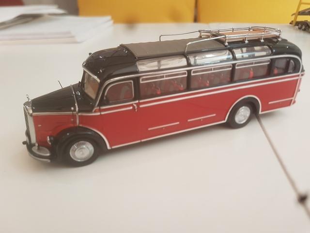 Wiking 000104 ponte recuadro//vitrina de plástico para camiones y automóviles para los modelos ho nuevo