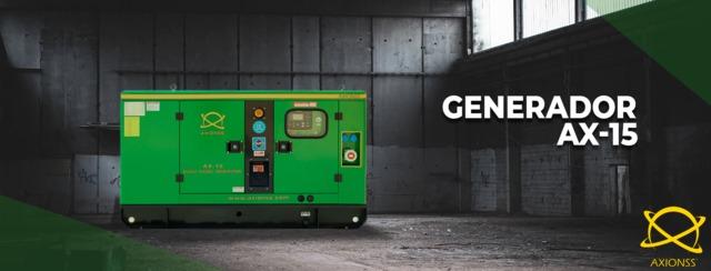GENERADORES ELECTRICOS 5-15-50-100KVAS - foto 1