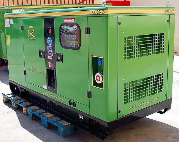 GENERADORES ELECTRICOS 5-15-50-100KVAS - foto 2