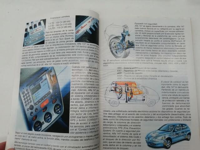 Mil Anuncios Com Alfa Romeo 147 1 6 2 0 Jtd Manual Taller