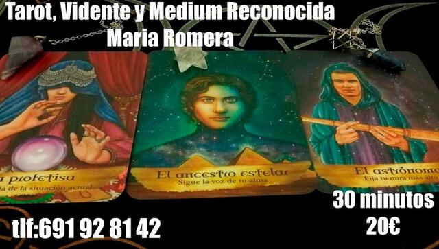 Mil Anuncios Com Tarot Y Videncia Maria Romera
