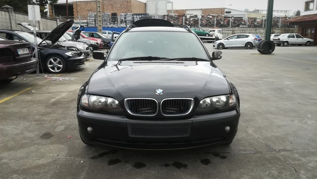 Frontal Bmw Serie 3 E46 Familiar