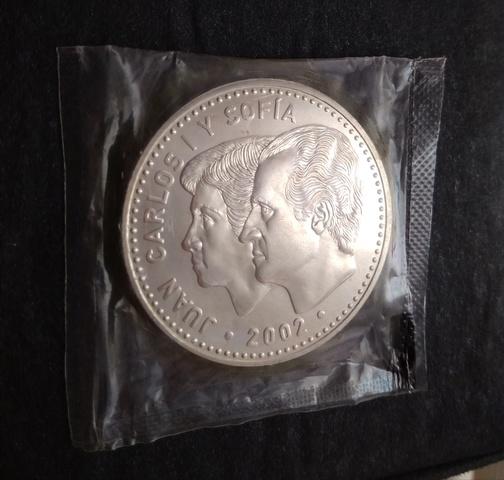Monedas Plata 12 Euros