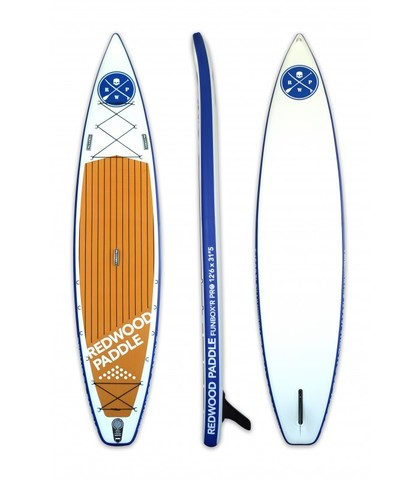 SUP TOURING 12. 6X31 REDWOODPADDLE - foto 1