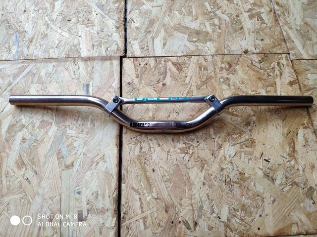 Manillar Aluminio Para Bicicleta