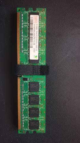 MEMORIAS RAM DDR2 512MB - foto 1