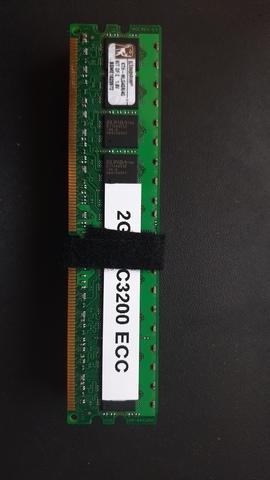 MEMORIA RAM SERVIDOR 2GB - foto 1