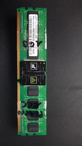 MEMORIA RAM 1GB PC2 4200F ECC - foto 1