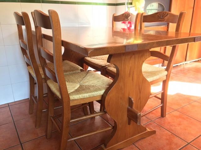 MIL ANUNCIOS.COM - Sillas rusticas. Muebles sillas rusticas ...
