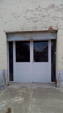 Gran Puerta De Aluminio Ocasion
