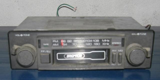 AUTO RADIOCASETE BRIGMTON - foto 1