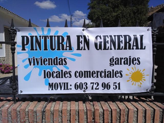 PINTOR EN GRANADA - foto 1