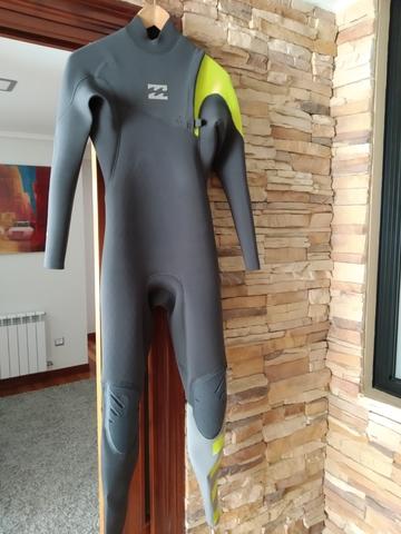 Traje De Surf Billabong Furnace Talla S