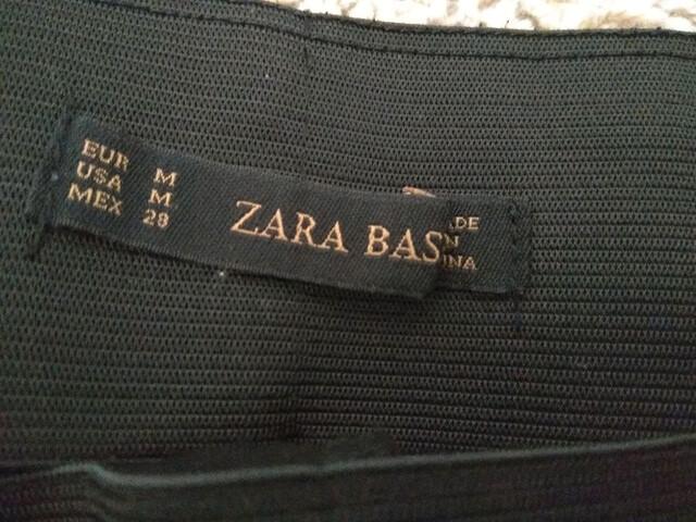 Pantalón camel Zara bebe de segunda mano por 5 € en Linares
