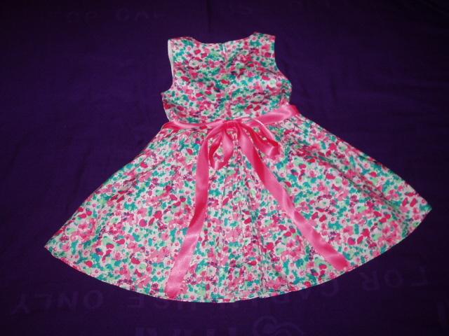 Vestido Niña 6 Años 122 Cm