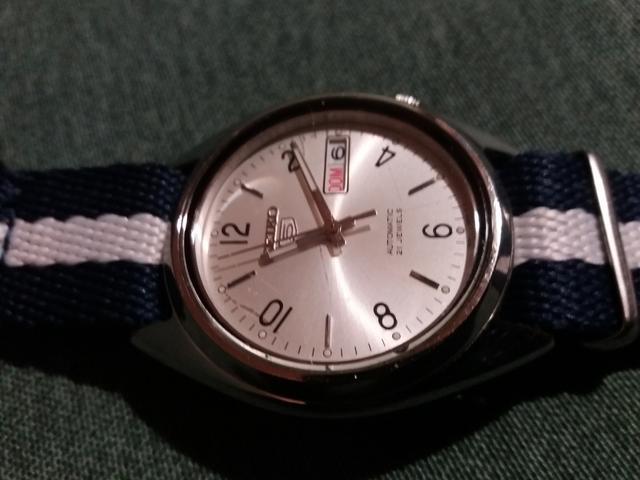 Reloj Seiko Sports 5 Automático Año 2000