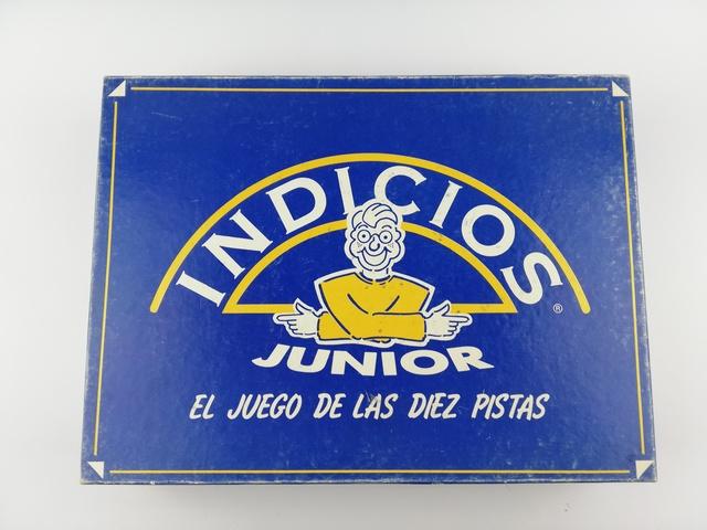 INDICIOS JUNIOR EL JUEGO DE LAS DIEZ PIS - foto 1