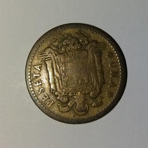 Moneda De Franco De 1947