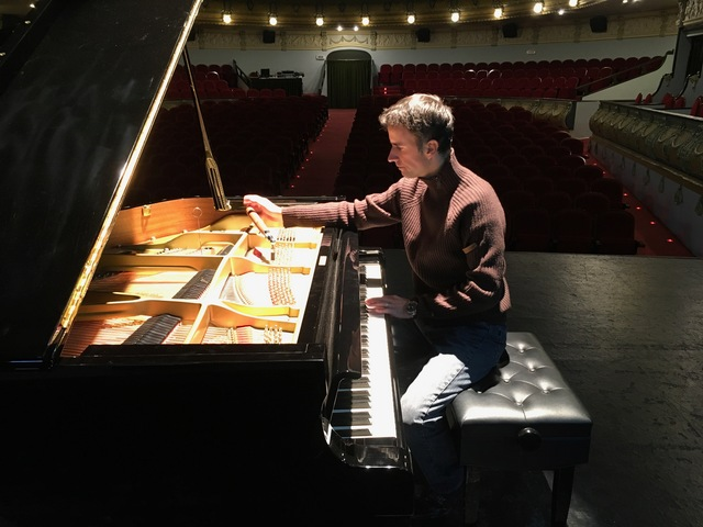 TÉCNICO AFINADOR DE PIANOS.  REPARACIÓN - foto 1
