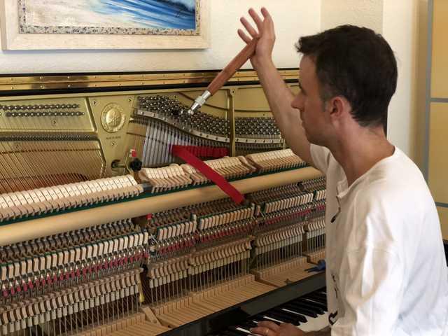 TÉCNICO AFINADOR DE PIANOS.  REPARACIÓN - foto 6