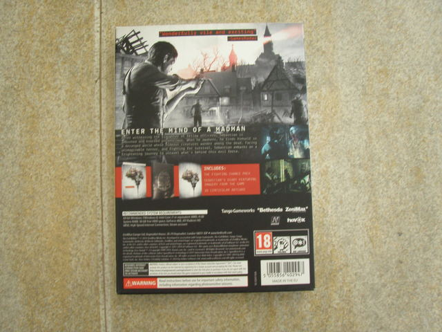 THE EVIL WITHIN - LIMITED EDITION - 2014 - foto 3