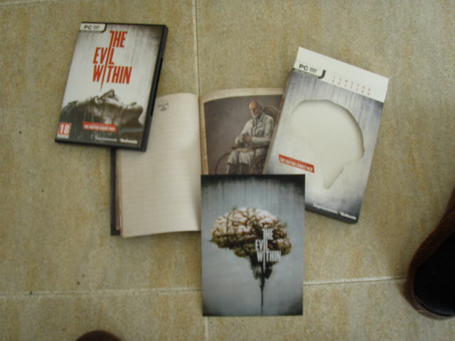THE EVIL WITHIN - LIMITED EDITION - 2014 - foto 4