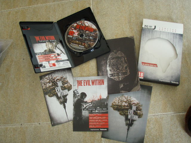 THE EVIL WITHIN - LIMITED EDITION - 2014 - foto 5