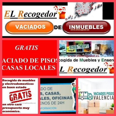 Recogida de electrodomesticos gratis valencia