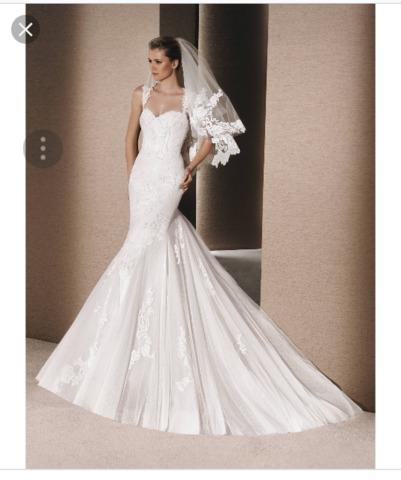 b8191438ff9 MIL ANUNCIOS.COM - Vestido de novia marca la sposa