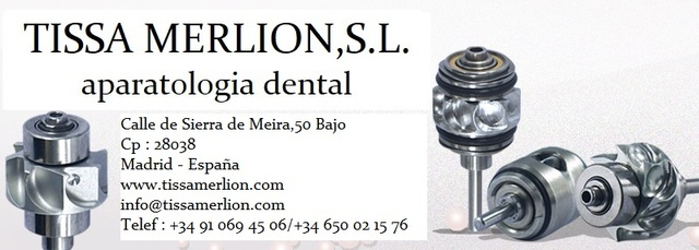 NUEVA TURBINA DENTAL DE 5 LUCES LED.  - foto 6