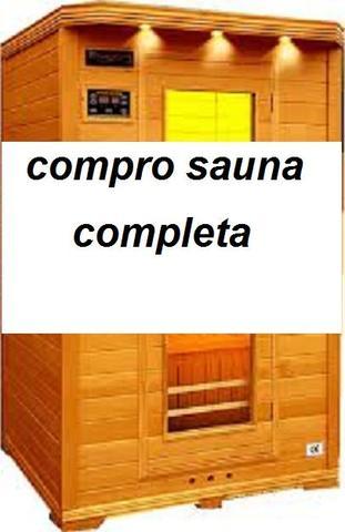 COMPRO SAUNA - foto 1