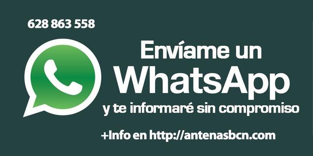 INSTAL·LACIÓ DE CABLE D\'ANTENA INTERIOR - foto 2