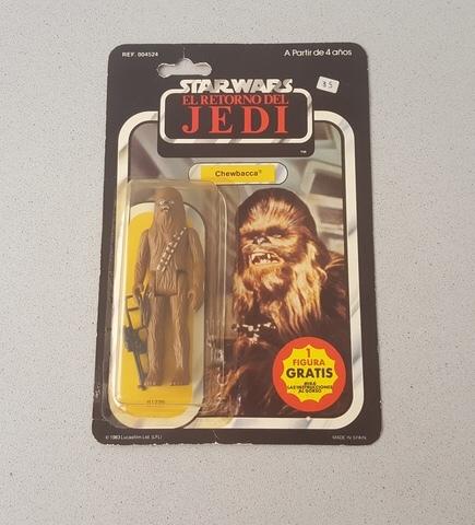 Compro Muñecos Star Wars Vintage De Los