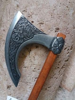 Segunda Vikinga Anuncios Anuncios com Mil Hacha Mano Clasificados Y 34RjLSAqc5