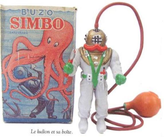 BUZO SIMBO Y OTROS BUZOS ANTIGUOS - foto 3