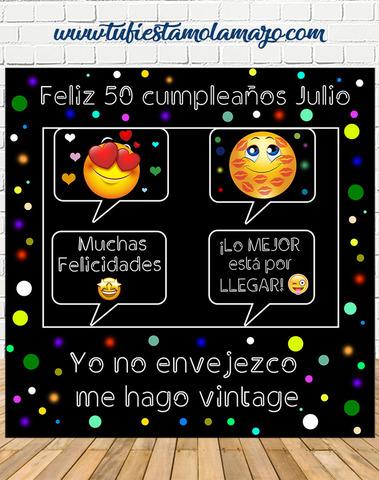 Mil Anuncioscom Photocall Cumpleaños Segunda Mano Y